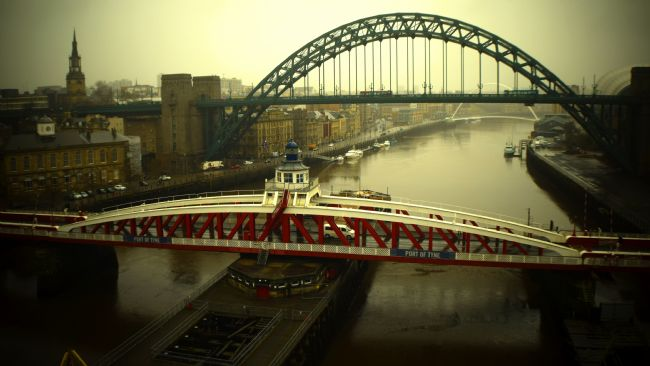 antony atkinson | A Brief look across Newcastle