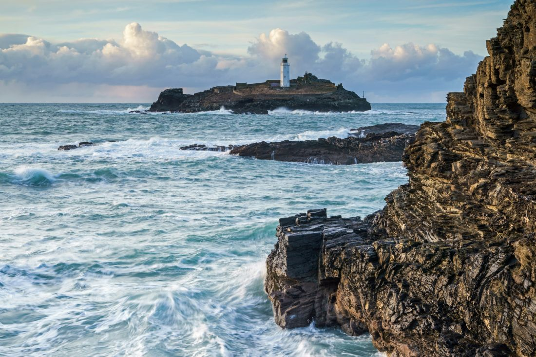 Phil Wareham | Godrevy Lighthouse