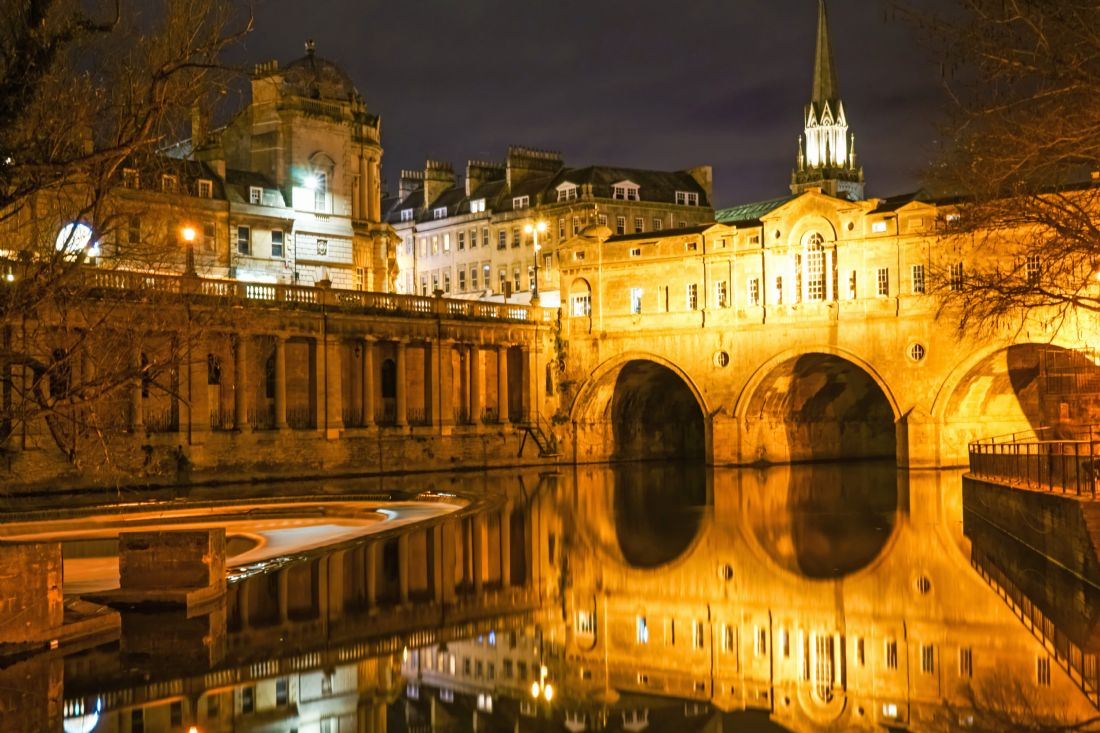 Phil Wareham | Pulteney Bridge Bath