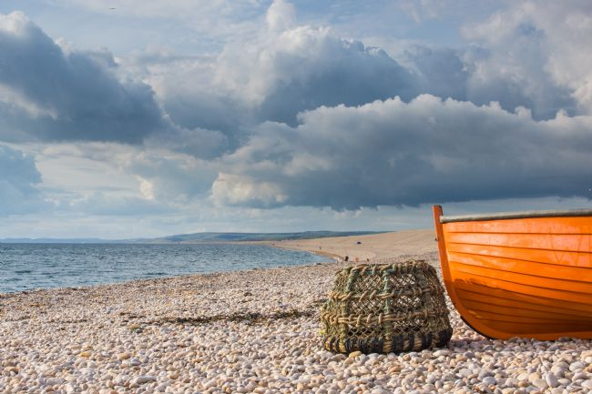 Phil Wareham | Chesil Boat