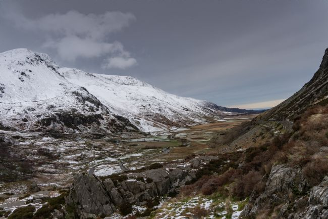Phil Wareham | Ogwen Valley