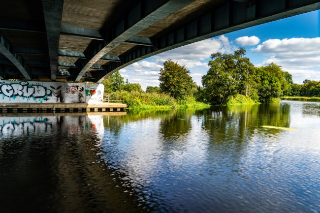 Phil Wareham | From under the bridge