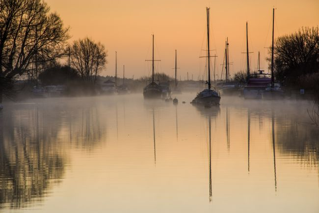 Phil Wareham | Frome Sunrise