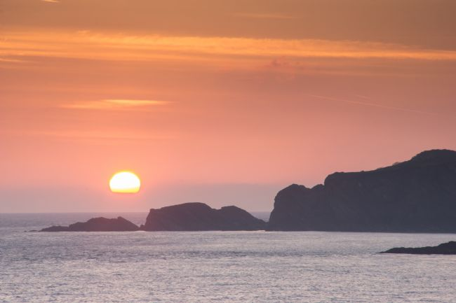 Phil Wareham | Ilfracombe Sunrise