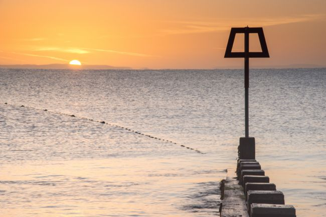 Phil Wareham | Swanage Sunrise