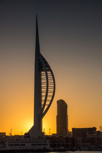 Phil Wareham | Spinnaker Sunrise
