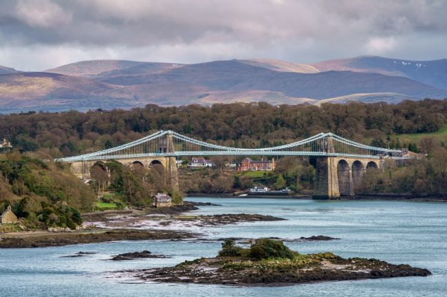 Phil Wareham | Menai Suspension Bridge