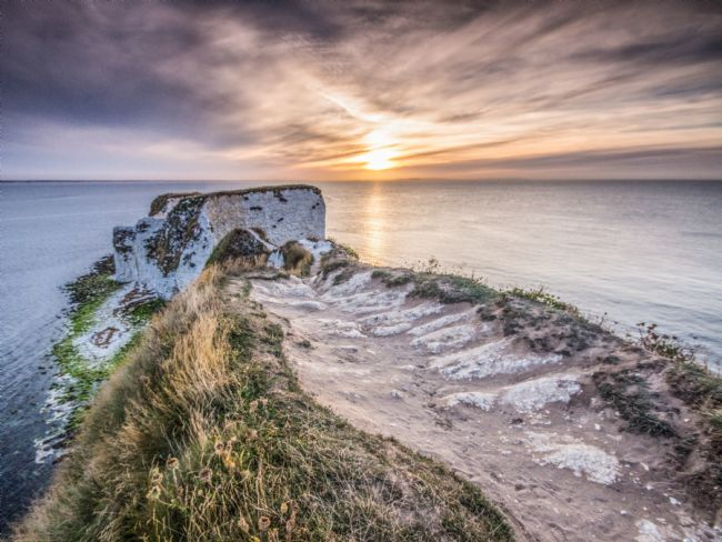 Phil Wareham | Old Harry Sunrise