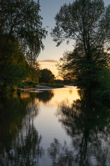 Phil Wareham | Stour Sunset