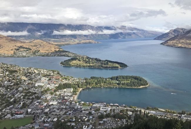 Hazel Wright | Queenstown and Lake Wakatipu