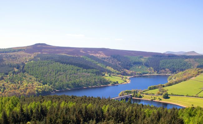 Hazel Wright | Ladybower Reservoir