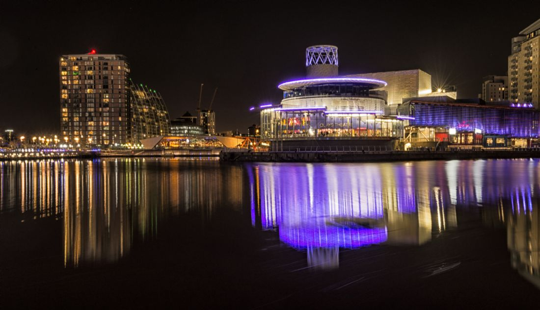 Pam Sargeant | The Lowry, Media City