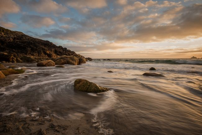 Pam Sargeant | Port Nanven Beach