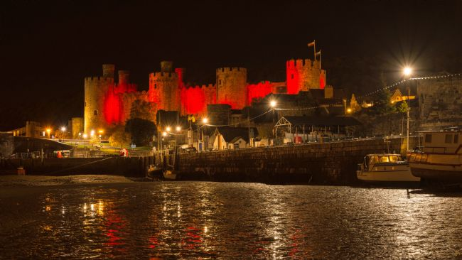 Pam Sargeant | Conwy Castle