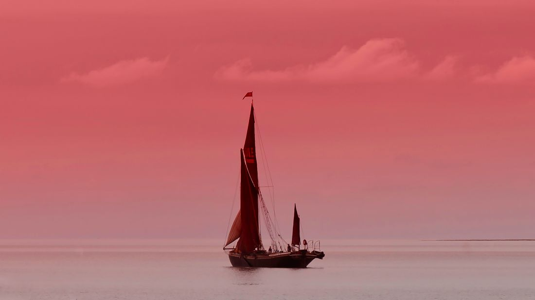 pauline tims | Red Sails