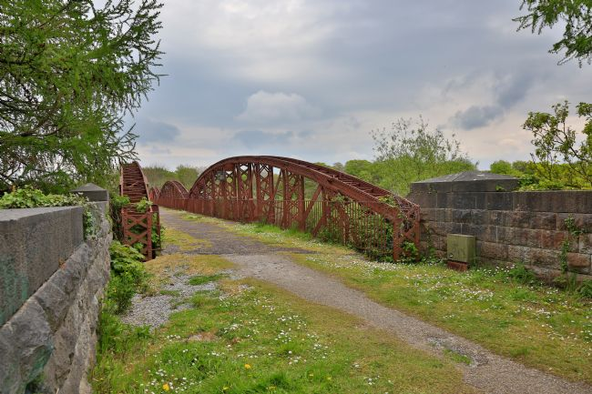 Pauline  Tims | Killorglin Bridge in Southern Ireland