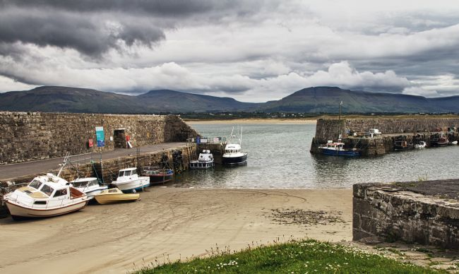 Pauline  Tims | Mullaghmore County Sligo Ireland