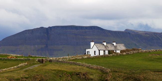 pauline tims | Irish Cottage at Mullaghmore