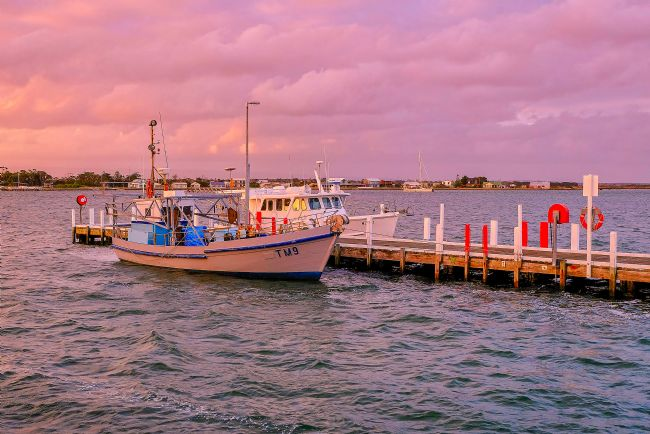 Pauline  Tims | Port Albert Sunset