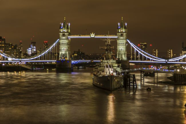 Niels Richards | Tower Bridge