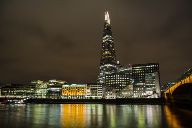 Niels Richards | London - The Shard