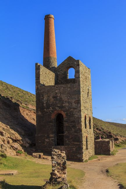 Brian Roscorla | Wheal Coats Engine House