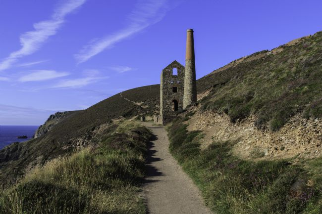 Brian Roscorla | Wheal Coats Engine House 05