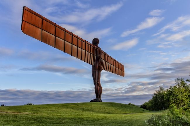 Daniel Dent | Angel of the North