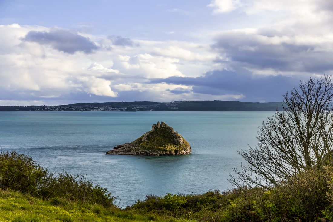 Tracey Yeo | Looking Across Torbay.