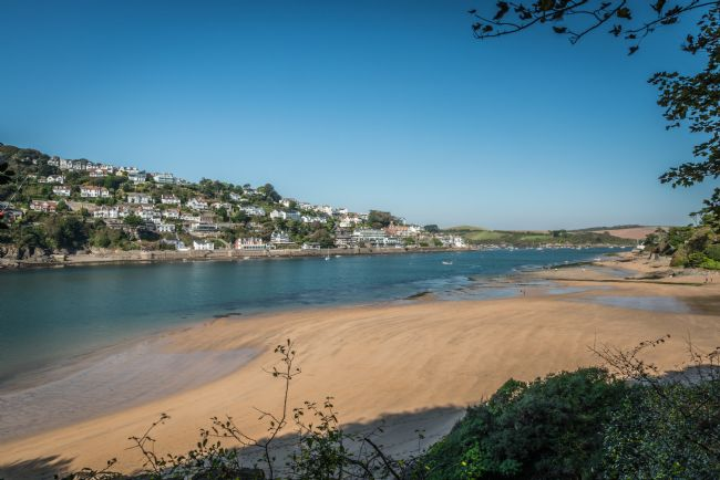 Tracey Yeo | Salcombe Estuary From Mill Bay.