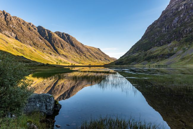 Nick Rowland | Loch Actriochtan Reflections