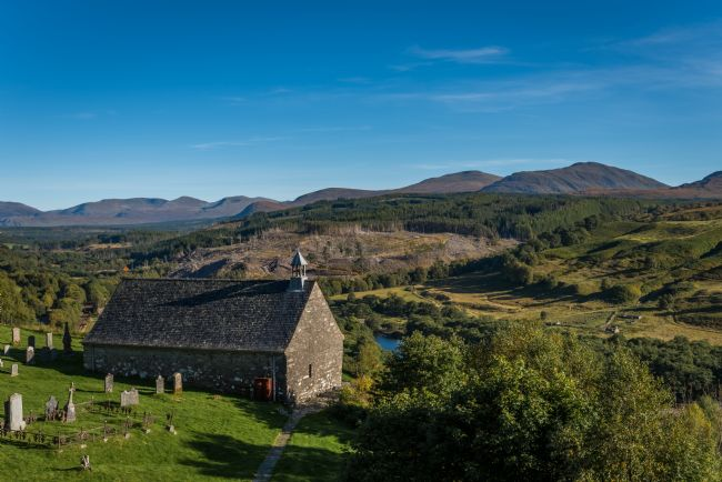 Nick Rowland | Cille Choirill Church at Roy Bridge