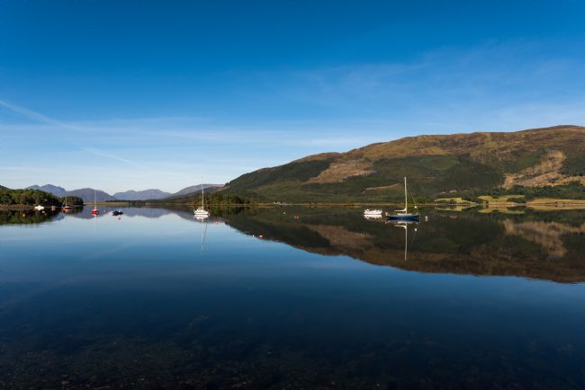 Nick Rowland | Loch Leven Reflections