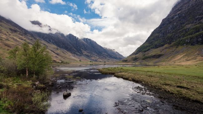 Nick Rowland | Glen Coe and Loch Actrioctan
