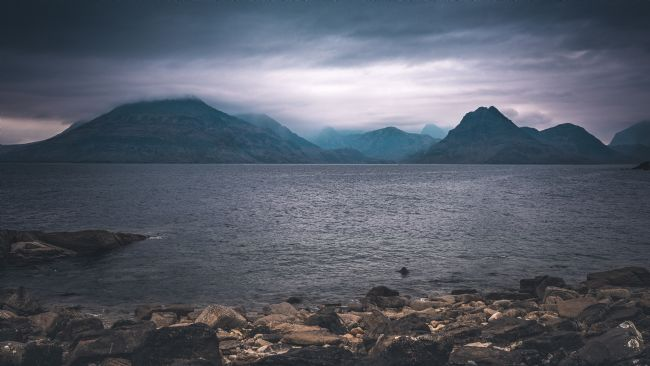 Nick Rowland | Elgol Beach and the Black Cuillins