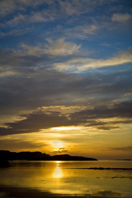 David Richardson | Sunset on Mull