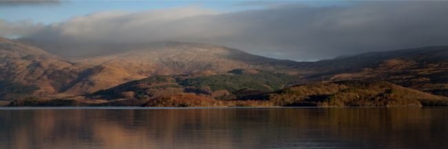David Richardson | Loch Lomond Panoramic