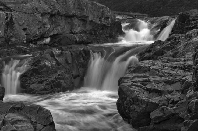 David Richardson | Glen Etive Waterfall