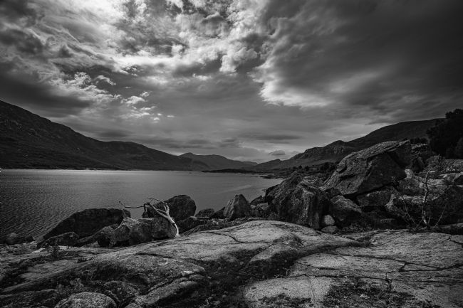 David Richardson | Loch Cluanie from Viewpoint 4