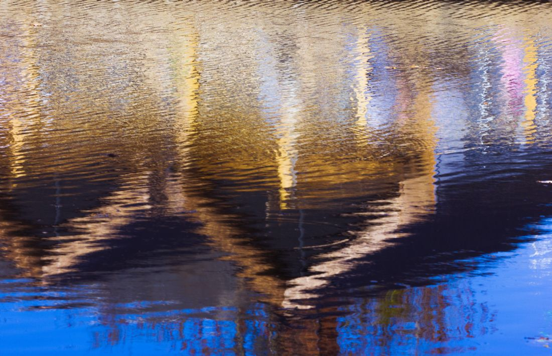 Gemma Ryder | Reflections in water 2