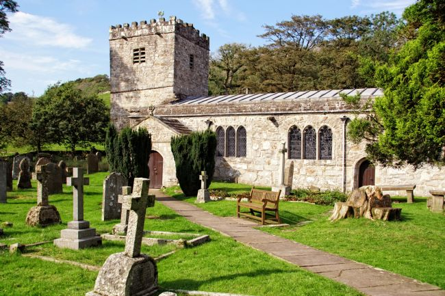David Birchall | St. Michael and All Saints church, Hubberholme