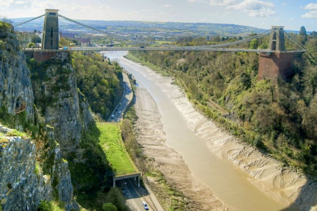 David Birchall | Clifton Suspension Bridge, Bristol