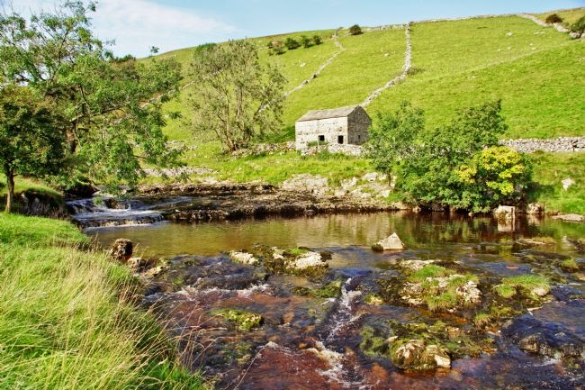 David Birchall | Langstrothdale Valley in Yorkshire Dales
