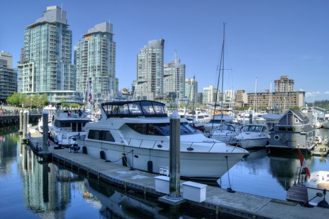 David Birchall | Coal Harbor, Vancouver