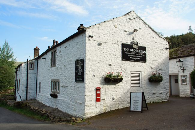 David Birchall | The George Inn at Hubberholme.