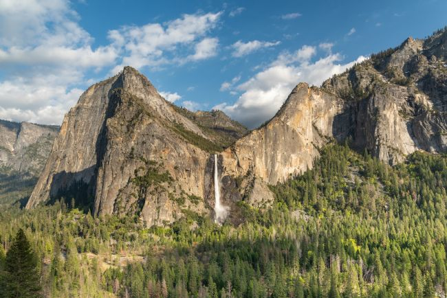 Robert Small | Bridalveil Falls