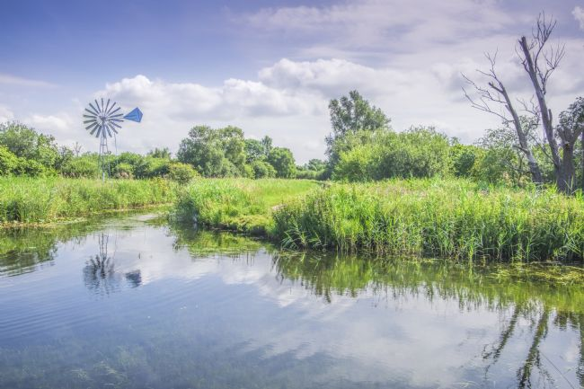Hugh Gillings | Wicken Fen Waterpump