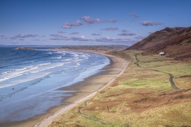 Hugh Gillings | Rhosilli Bay