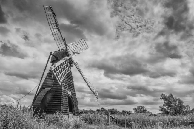 Hugh Gillings | Wicken Fen Windmill