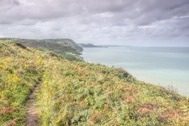 Hugh Gillings | Ceredigion Coastal Path